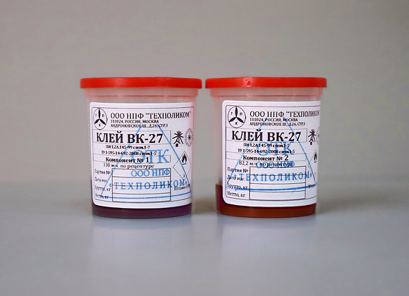 Эпоксидный клей ВК-27 с асбестом 50г