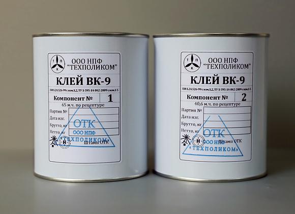 Эпоксидный клей ВК-9 с асбестом 1000г
