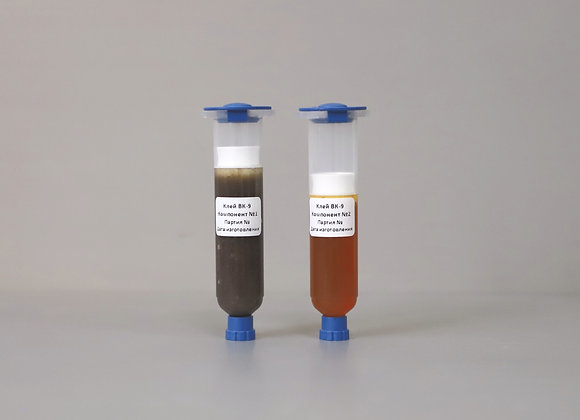 Эпоксидный клей ВК-9 в картриджах 50г