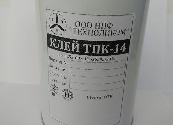 Эпоксидный клей ТПК-14 1000г