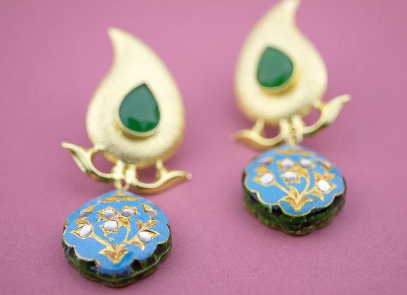 Meena - Turquoise