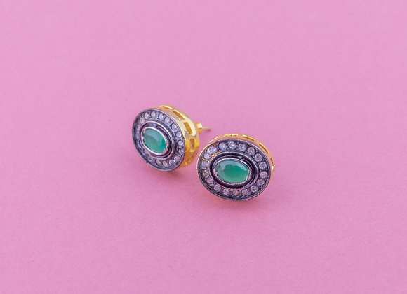 Amara Oval Emerald