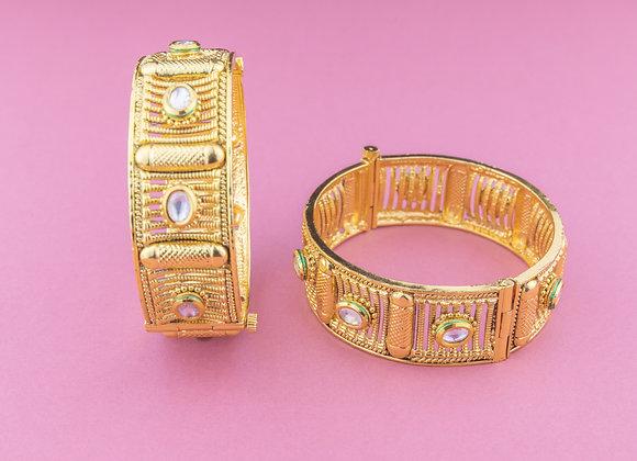 Kundan Cuffs