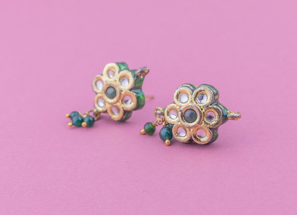 Meena Daisy Earrings (available in 3 colours)
