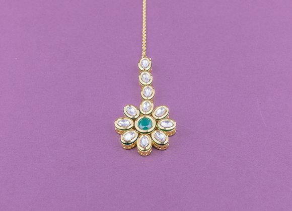 Emerald Flower Tikka