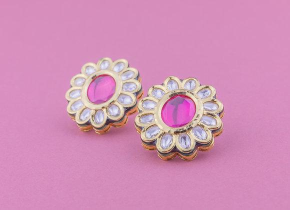 Rani Sunflower Earrings