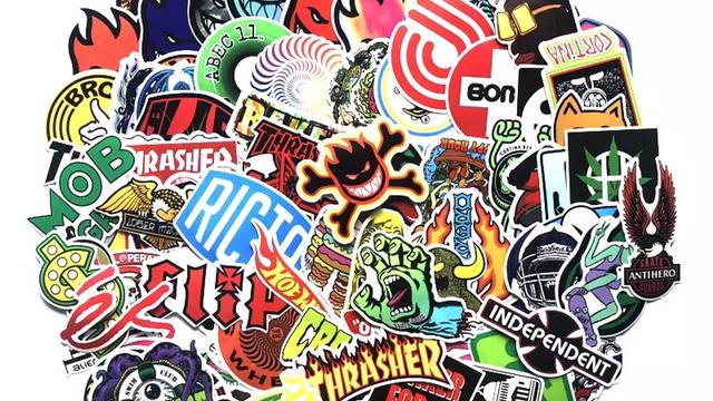 100 sticker pack