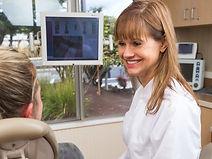 Dr-Lisa-Gitelson-Talking-Patient-in-Dent