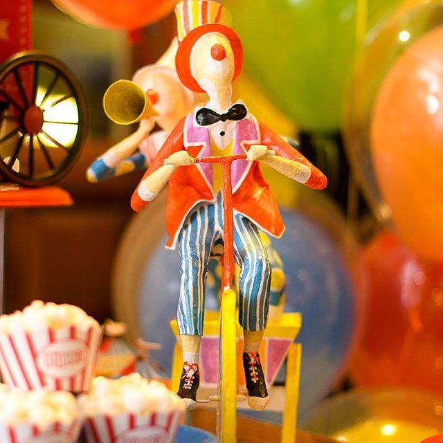 1 aninho Circo