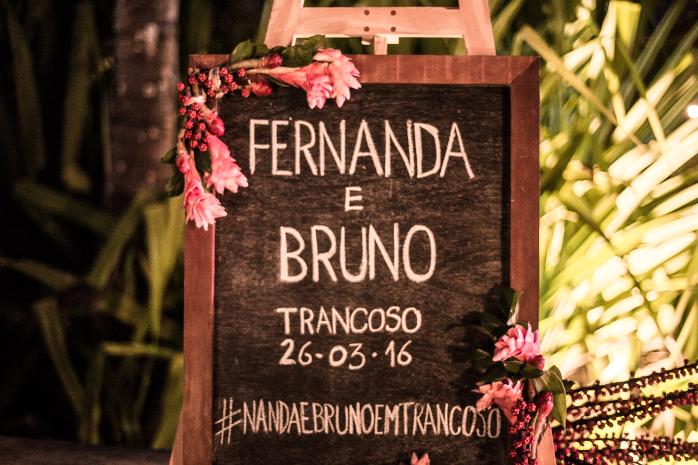 Destination Wedding em Trancoso