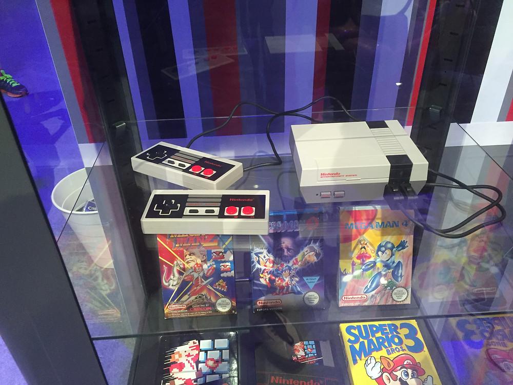 NES Classic Mini är så fin <3