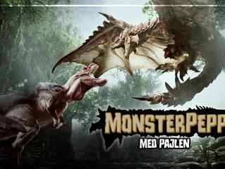 Monsterpepp med Pajlen