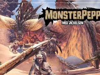 Monsterpepp med Jickelsen