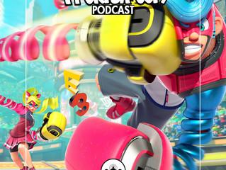 Avsnitt 95: Armarna Fulla Av E3