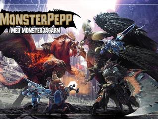 Monsterpepp med Monsterjägarn
