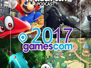 Avsnitt 98: Gamescom 2017