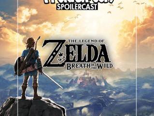 Spoilercast - The Legend of Zelda: Breath of the Wild med Jesper Englin