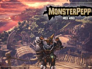 Monsterpepp med Hiro