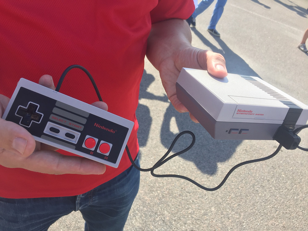 NES Classic Mini is grogeous