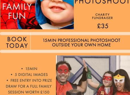 Halloween Doorstep Photos for Charity!