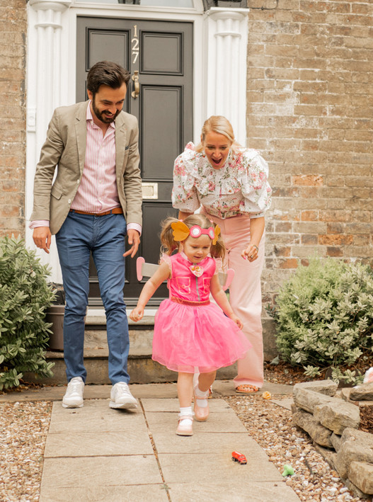 Family Photography G & A Media Sheffield Toddler