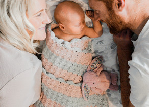 What to Expect... during a Newborn Photo Session in your own home