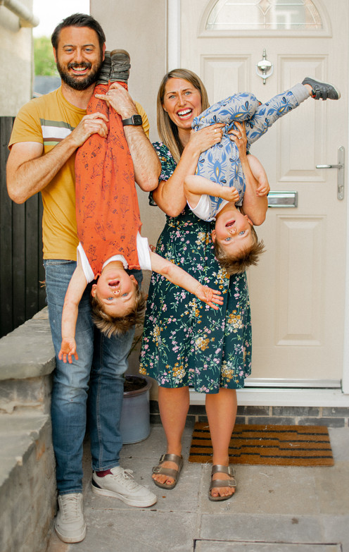 Family Photography Sheffield by G and A Media