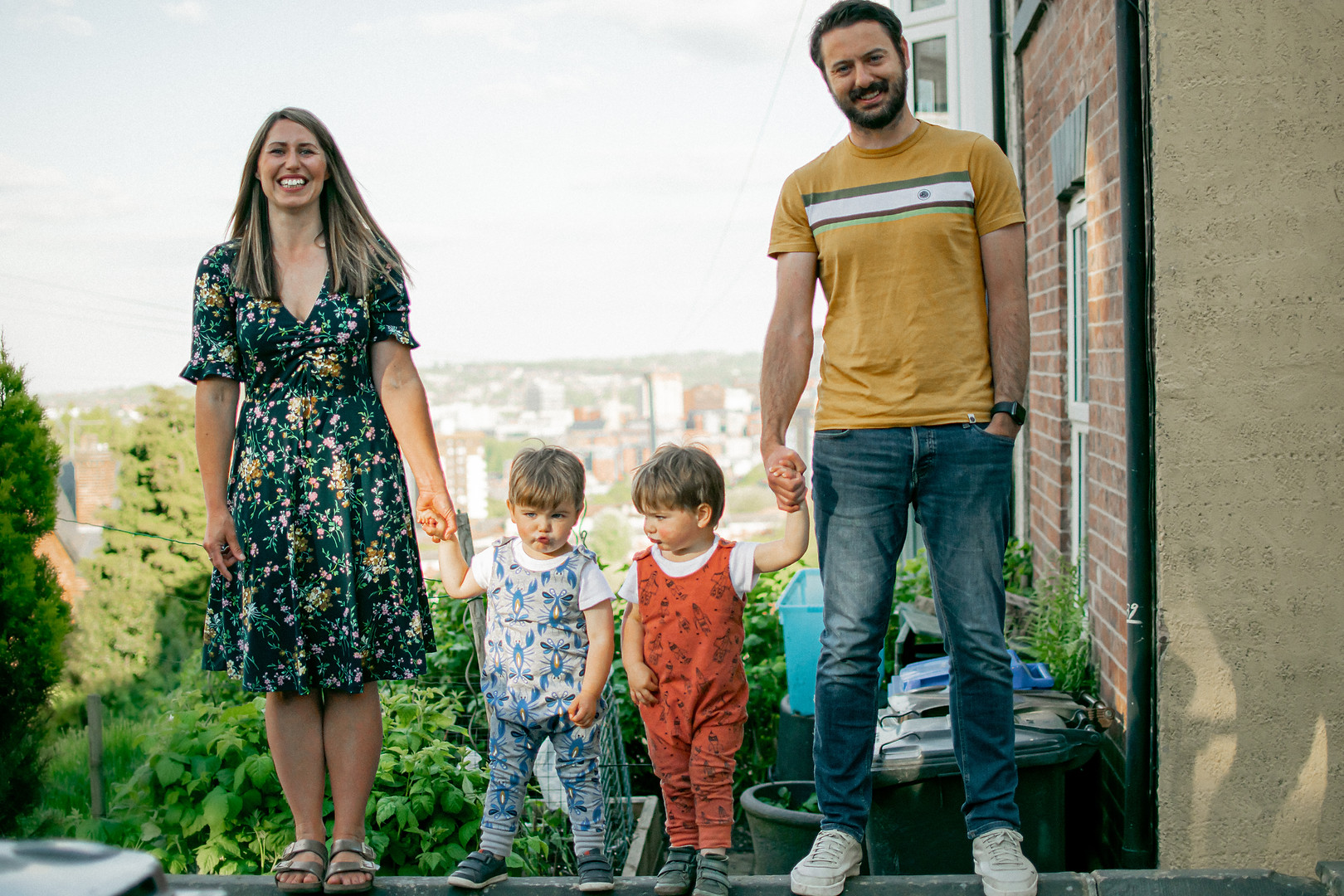 Family Photography Sheffield by G and A Media Blake Street