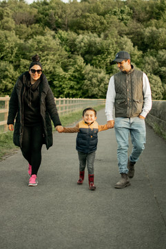 Family Lifestyle Portrait Photography by