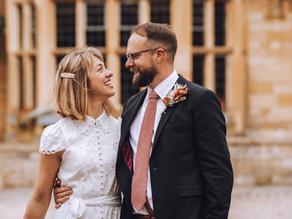The Secret Elopement of Mr & Mrs Wright