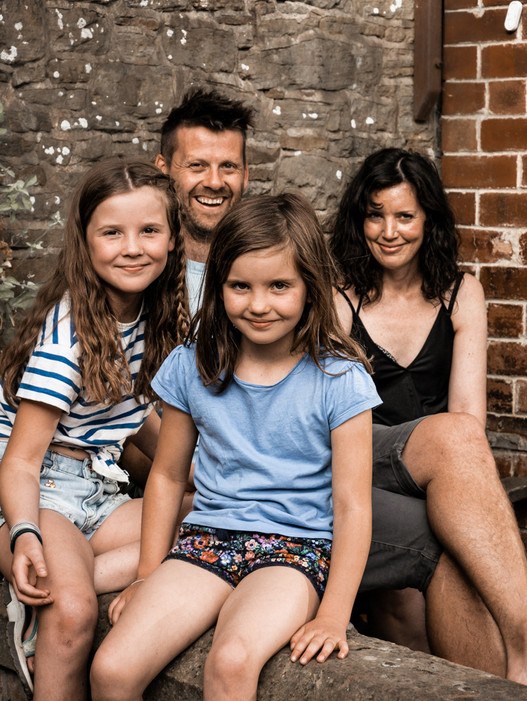 Family Photography Sheffield by G & A Media Portraits
