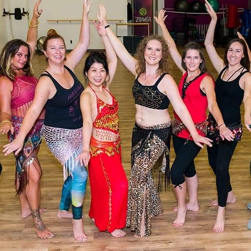 Belly Dance Girls Night