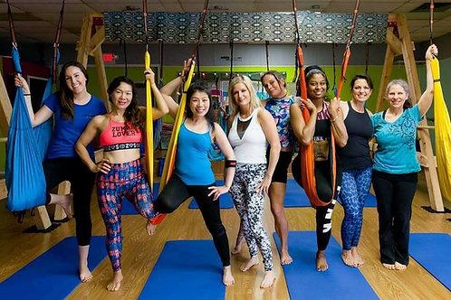 Aerial Yoga Private Class