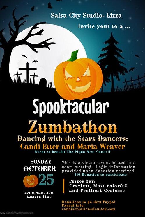 Zumba Spooktacular