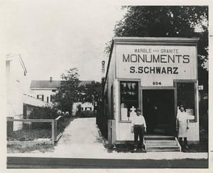 S. Schwarz Monuments