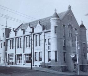 Old St. Bernard City Hall