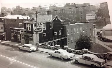 Old Vine Street Wall