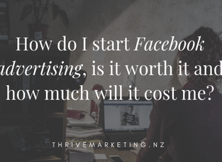 Q&A: How do I start Facebook advertising and is it worth it?