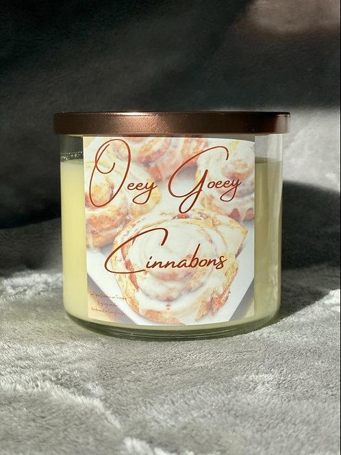 Oeey Goeey Cinnabons