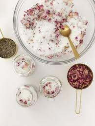 Rose + Lavender Bath Salts