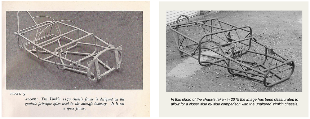 Yimkin chassis designed by Don Sim