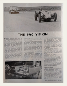 Yimkin Sports Can and Lotus Owner