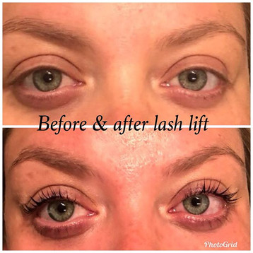 Still love the effect of a lash lift and