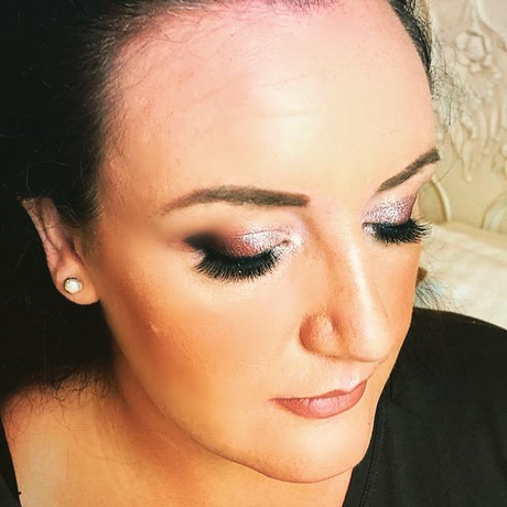 Another make up look from today - smokey