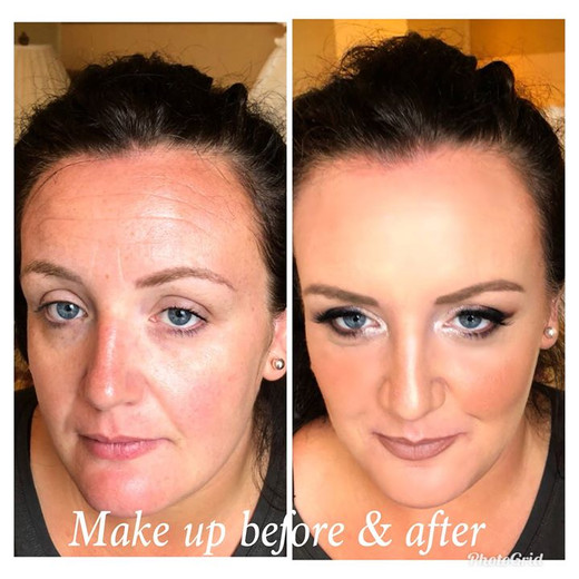 A before and after make up shot 🙂.jpg