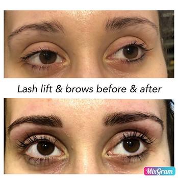 Eyelash lift and brows 💝.jpg
