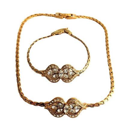 Vintage Attwood & Sawyer Jewellery Set