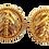 Thumbnail: Vintage Dominque Aurientis Earrings