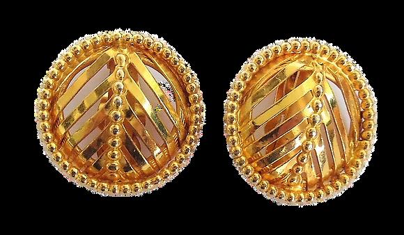 Vintage Dominque Aurientis Earrings