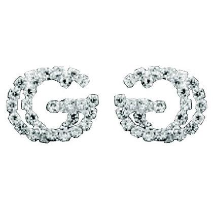 Interlinking G Earrings